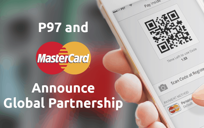 MasterCard and P97 Partner to Drive Mobile Payments Innovation