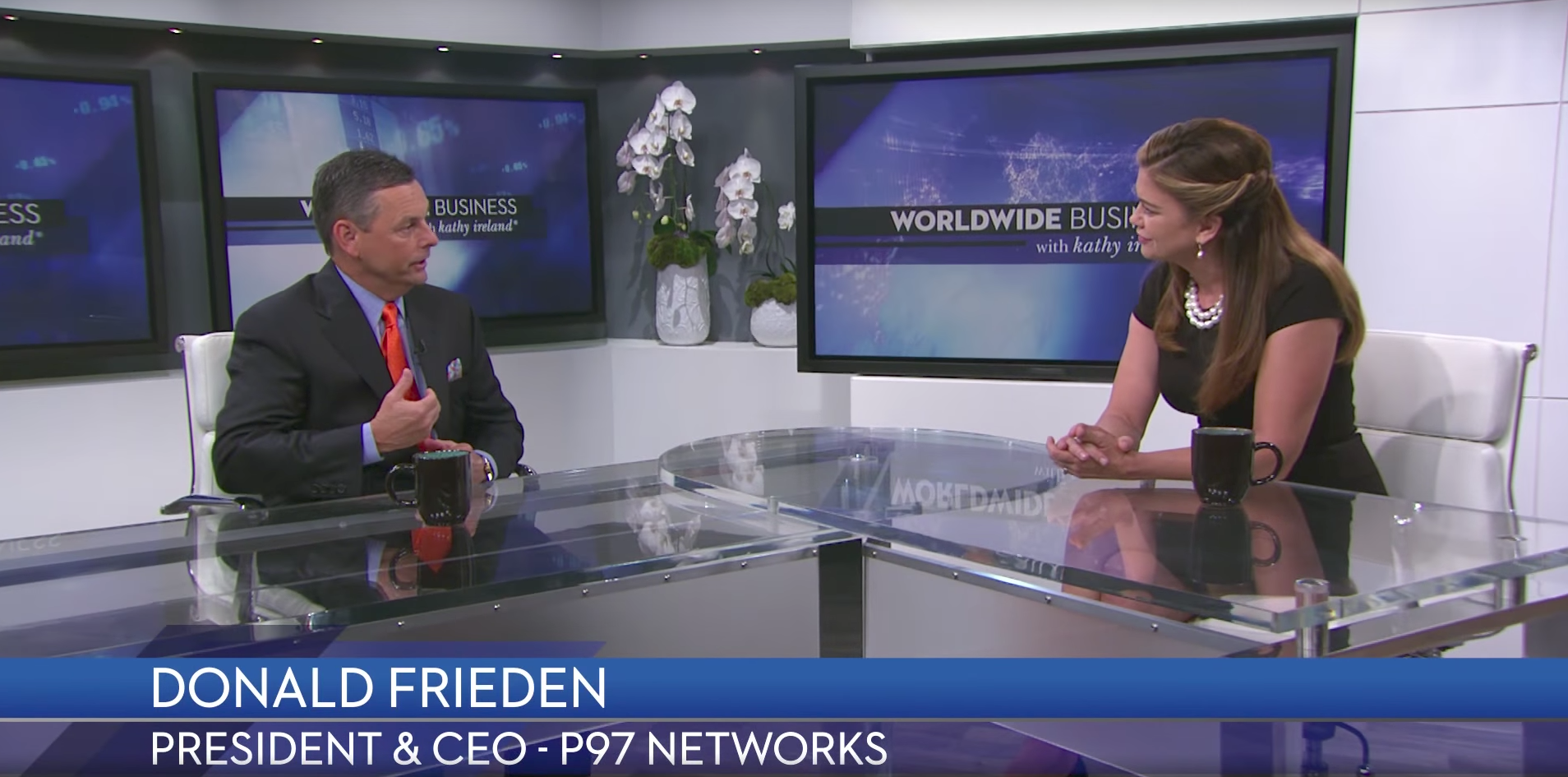 Worldwide Business with Kathy Ireland - Featuring P97's PetroZone-1